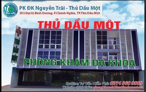 Đa khoa Nguyễn Trãi - Thủ Dầu Một chuyên điều trị các bệnh lý phụ khoa,