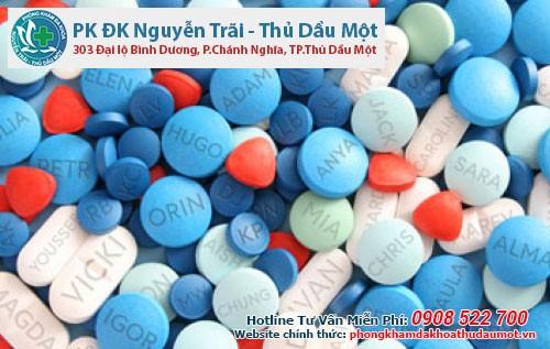 Điều trị nội khoa bằng thuốc là cách điều trị viêm niệu đạo hiệu quả an toàn