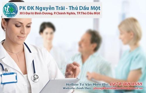 Đa Khoa Thủ Dầu Một - phòng khám chuyên bệnh phụ khoa uy tín