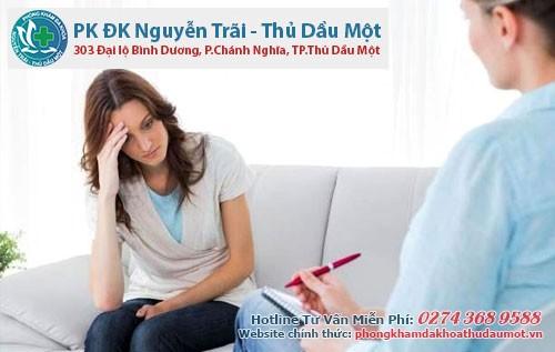 Phòng khám Đa Khoa Thủ Dầu Một chuyên điều trị viêm niệu đạo nữ giới