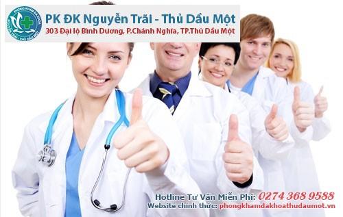 Đa Khoa Thủ Dầu Một - Địa chỉ điều trị hiệu quả bệnh viêm  ống dẫn trứng nữ giới