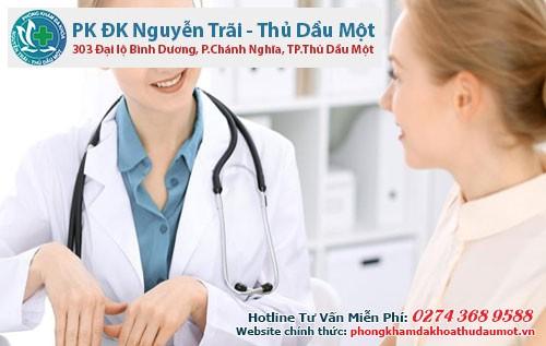 Viêm lộ tuyến cổ tử cung nếu không được thăm khám và điều trị