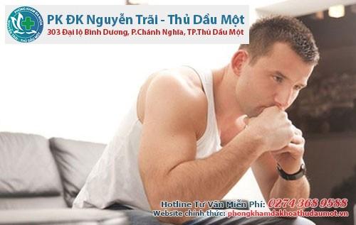 Ảnh hưởng của viêm tuyến tiền liệt ở nam giới