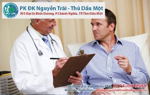 Đa khoa Nguyễn Trãi - Thủ Dầu 1 - chữa bệnh viêm tuyến tiền liệt hay nhất