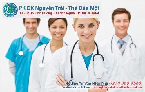 Điều trị viêm tuyến tiền liệt hay tại Đa khoa Nguyễn Trãi - Thủ Dầu Một