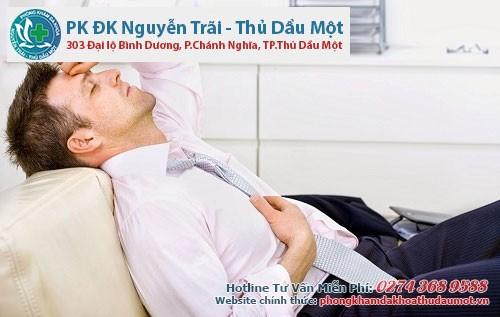 Dấu hiệu bệnh viêm tuyến tiền liệt nam giới