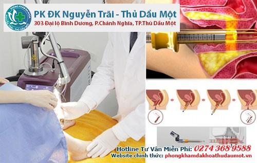 Phương pháp điều trị viêm vùng chậu bằng kỹ thuật HGP - 1000