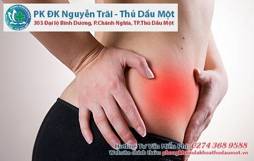 Viêm vùng chậu và địa chỉ điều trị tại Dĩ An, Thuận An, Thủ Dầu Một