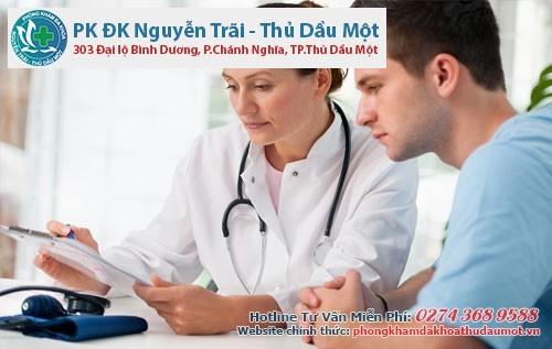 Điều trị xuất tinh sớm hiệu quả tại Đa khoa Nguyễn Trãi - Thủ Dầu Một