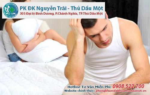 Triệu chứng - dấu hiệu xuất tinh sớm ở nam giới