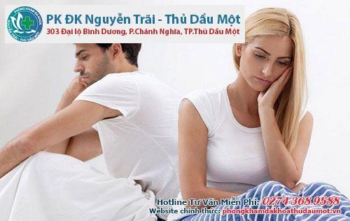 Tác hại của bệnh liệt dương ở nam giới