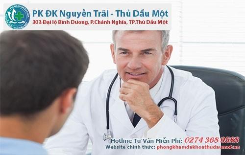 Điều trị bệnh yếu sinh lý để hạn chế những tác hại của bệnh với sức khỏe
