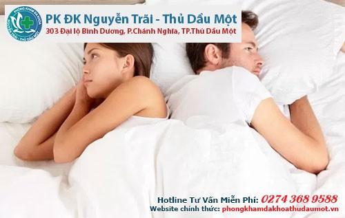 Các cách trị bệnh yếu sinh lý ở Thuận An - Bình Dương