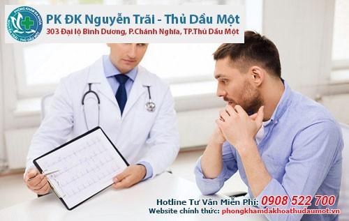 Phòng khám đa khoa Thủ Dầu Một điều trị yếu sinh lý nam giới hiệu quả